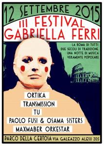 Festival Gabriella Ferri
